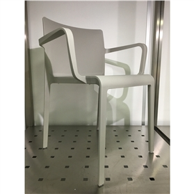 Pedrali Volt Polypropylene Chair with arms