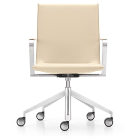 Girsberger Jack Medium Back Swivel Chair