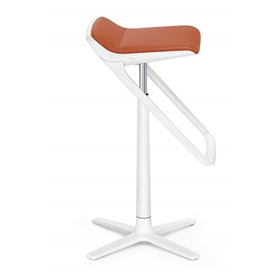 Interstuhl KINETIC is5 Bar Stool with Footrest