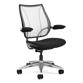 Humanscale Liberty Chair (Fabric Seat)