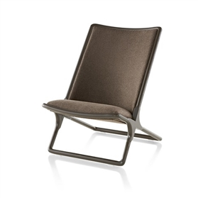 Herman Miller Scissor Chair - Timber Frame