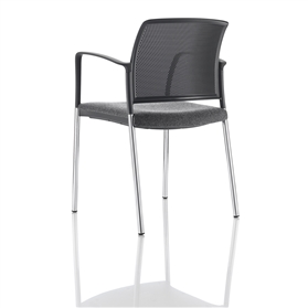 Boss Design Mars Stacking Meeting Chair