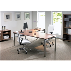 Verco Oblique Intuition Desk