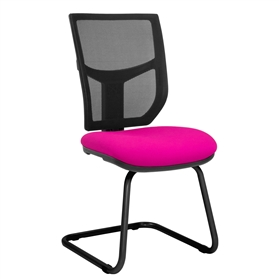 Elite Team Plus Mesh Cantilever Meeting Chair