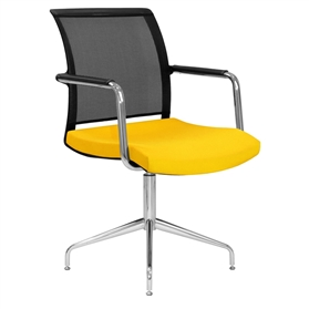 Elite Moda Mesh Back Swivel Chair