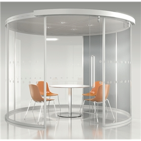 Boss Design Qube 360 Acoustic POD Room