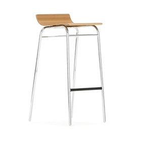 Allermuir Scoop Stool