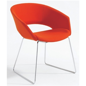 Verco Song Tub Chair with Wire Frame