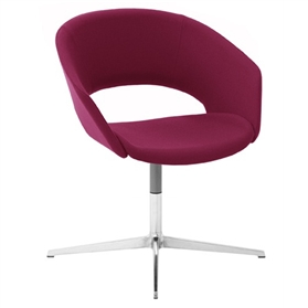 Verco Song Swivel Base Tub Chair