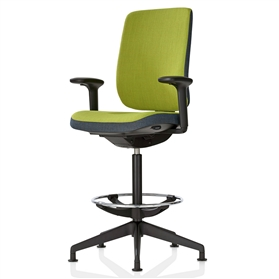 Orangebox Seren Counter Height Chair