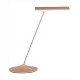 Humanscale Horizon LED Task Light, Bronze Gold