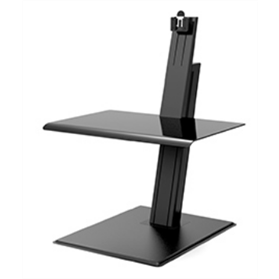 Humanscale Quickstand Eco, Single Monitor, Black