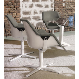 Viasit Re-Pend Conference Chair, Full Internal Upholstery