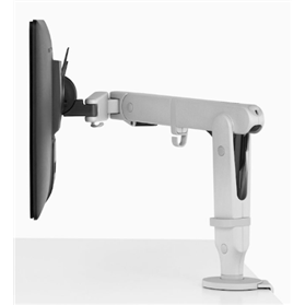 CBS Ollin Intelligent Monitor Arm, Silver