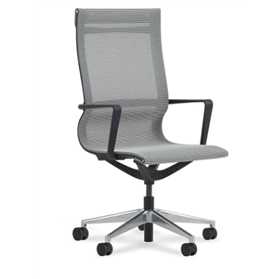 Verco Flux high back mesh task armchair
