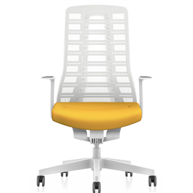 Interstuhl PUREis3 Swivel Chair, Mesh Covered Back