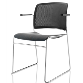 Boss Design Starr Multipurpose Chair with Seat Cushion