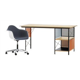 Vitra Eames Desk Unit EDU, Charles and Ray Eames,1949