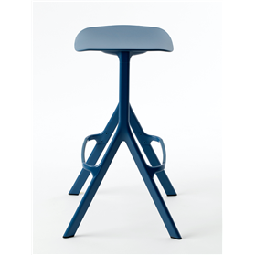 Allermuir  Axyl High Stool Designed by Benjamin Hubert