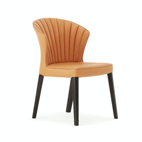Allermuir Cardita Side chair Designed By Martin Ballendat