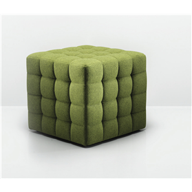 Allermuir QU Deep Quilted Stool