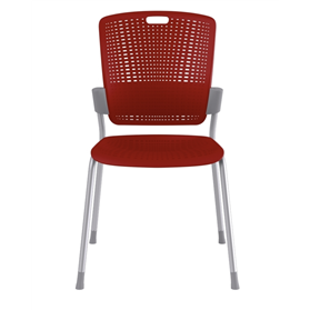 Humanscale Cinto Four Leg Stacking Chair