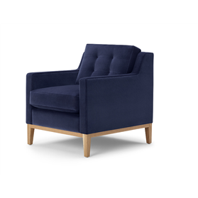Lyndon Design Lexe Luxurious Armchair