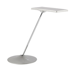 Humanscale Horizon LED Desk Light, Silver