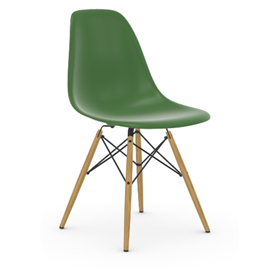 Vitra Eames DSW Chair,  Green