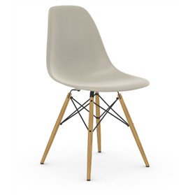 Vitra Eames DSW Chair, Pebble
