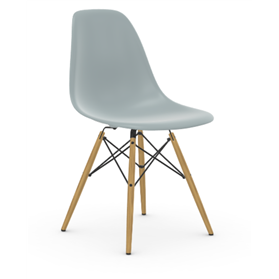 Vitra Eames DSW Chair, Ice Grey