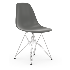 Vitra Eames DSR Chair, Granite Grey