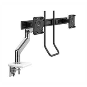 Humanscale M10 Monitor Arm with Crossbar and Handle