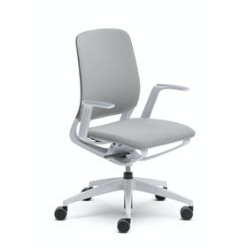 Sedus se:motion Office Swivel Chair,  Grey, 3-5 Working Day Delivery