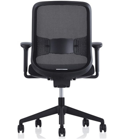 Orangebox Do Chair Black Frame Black Base Technical Mesh 3-5 working day delivery