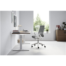 Herman Miller Ratio Electric Height Adjustable Sit Stand Desk