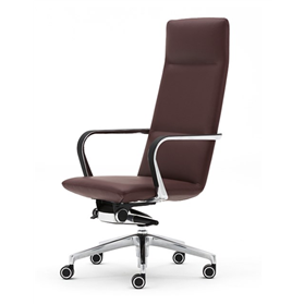 Senator Rapt Executive Chair Designed by Jonathan Prestwich