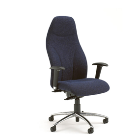 Verco Select 24 High Back office chair