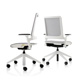 Orangebox Kirn Mesh seat and back Office Chair