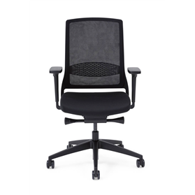 Techo I AM Mesh Back Office Chair designed by Justus Kolberg