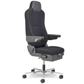 Viasit Teno 24 Control Room Swivel Chair