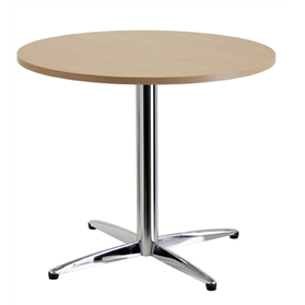 Verco Dining Height Circular Table, 900mm