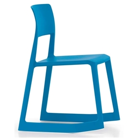 Vitra Tip Ton Chair, Glacier Blue (37)