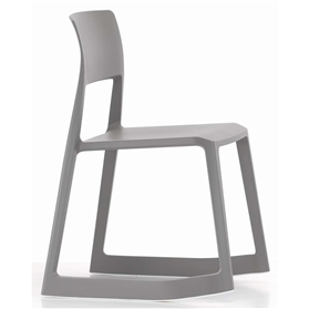Vitra Tip Ton Chair, Earth Grey (36)