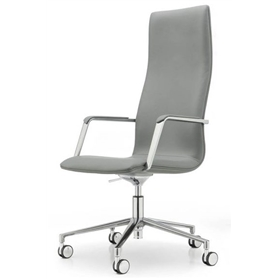 William Hands Cypher Executive High Back Swivel Chair, Pro Arm