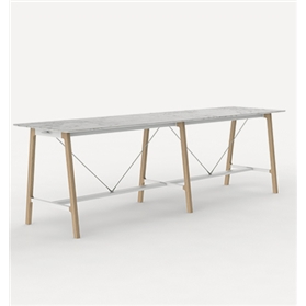 Allermuir Silta Premium High Table