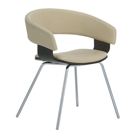 Allermuir Mollie Chair A680 Designed by John Coleman