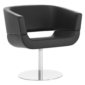 Allermuir Lola Chair With Swivel Base