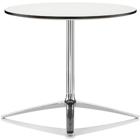 Boss Design Axis 740mm High Meeting Table, Laminate