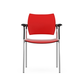 Komac Dream Plastic Armchair
